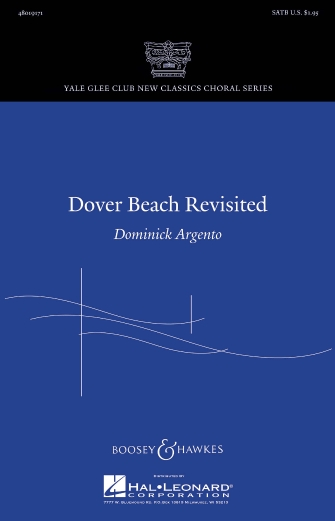Product Cover for Dover Beach Revisited