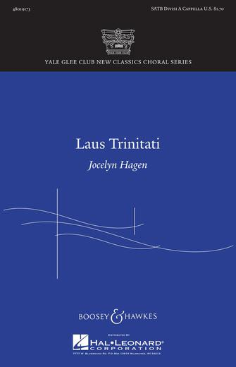 Laus Trinitati : SATB : Jocelyn Hagen : Hildegard von Bingen : Songbook : 48019173 : 884088074357