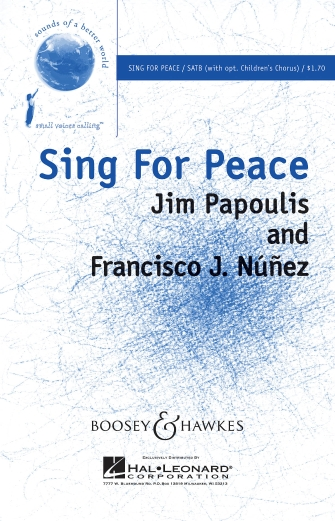 Product Cover for Sing for Peace