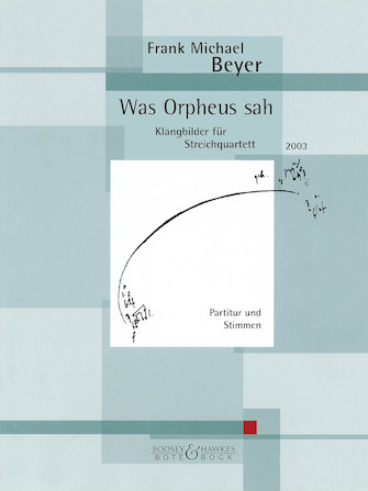 Product Cover for Was Orpheus Sah (2003)