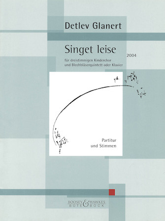 Product Cover for Singet Leise (2004)