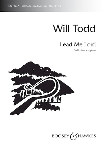 Product Cover for Lead Me Lord