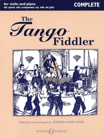 Product Cover for The Tango Fiddler – Complete