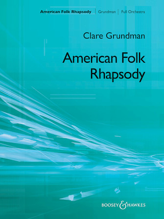 Product Cover for American Folk Rhapsody