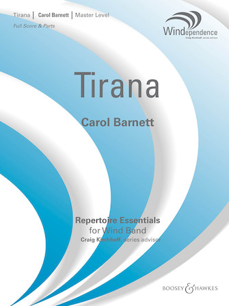 Product Cover for Tirana