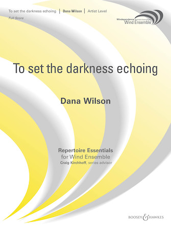 Product Cover for To Set the Darkness Echoing