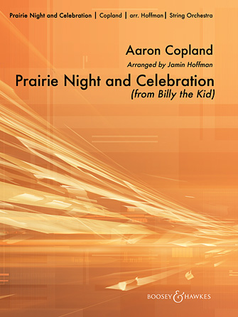 Product Cover for Prairie Night and Celebration (from Billy the Kid)
