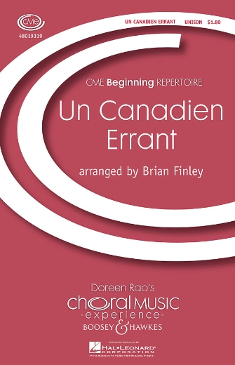 Product Cover for Un Canadien Errant