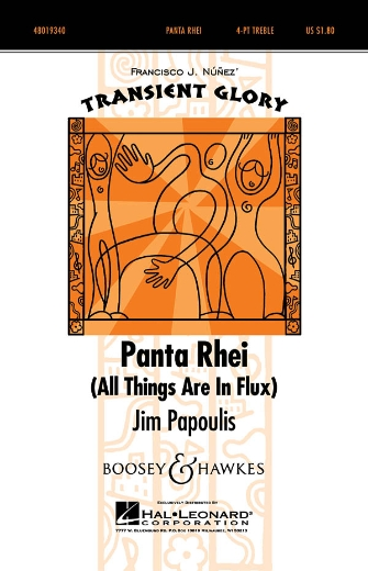 Product Cover for Panta Rhei (All Things Are in Flux)