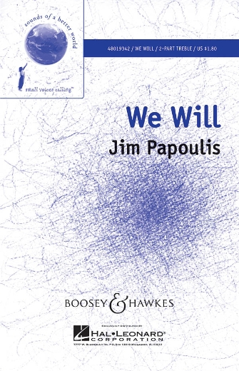 Product Cover for We Will