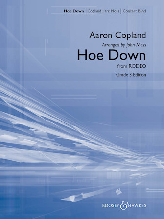 Product Cover for Hoe Down (from Rodeo)