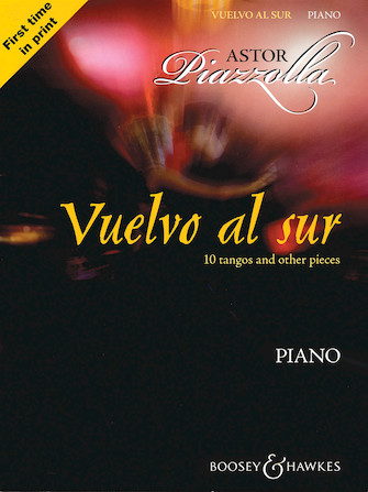 Product Cover for Astor Piazzolla – Vuelvo al Sur