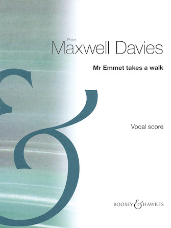 Product Cover for Mr. Emmet Takes a Walk