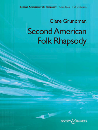 Product Cover for Second American Folk Rhapsody