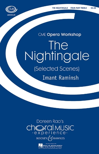 The Nightingale : SSAA : Imant Raminsh : Imant Raminsh : Sheet Music : 48019429 : 884088138943