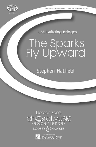 Product Cover for The Sparks Fly Upward