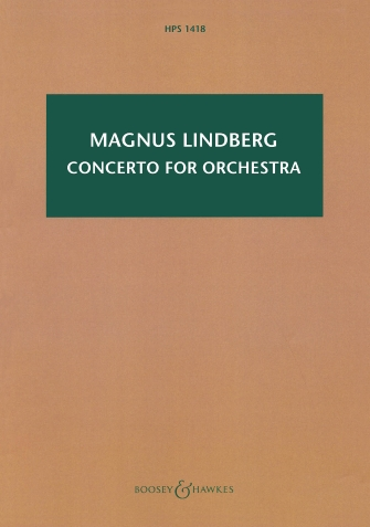 Product Cover for Concerto for Orchestra