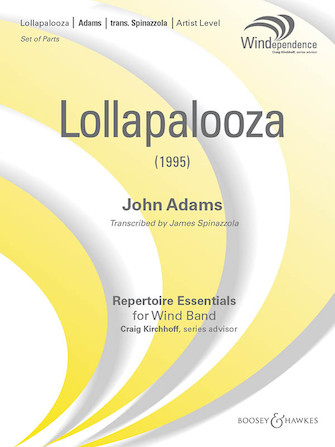 Product Cover for Lollapalooza