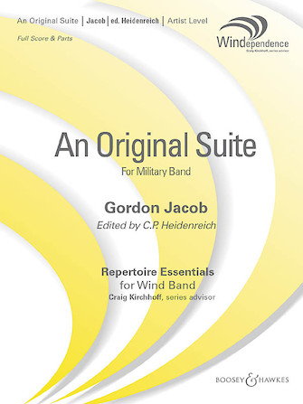 Product Cover for An Original Suite (Revised Edition)
