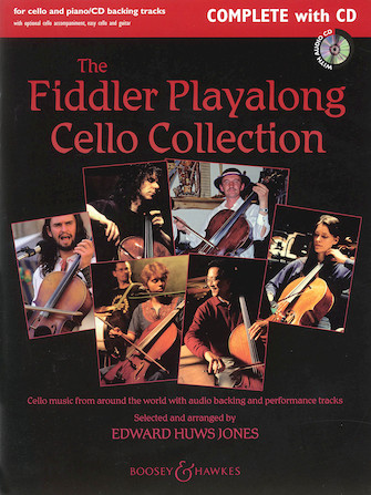 Product Cover for The Fiddler Playalong Cello Collection