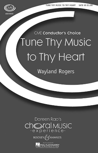 Product Cover for Tune Thy Music to Thy Heart