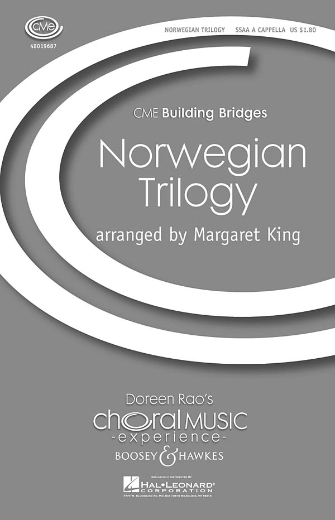 Product Cover for Norwegian Trilogy