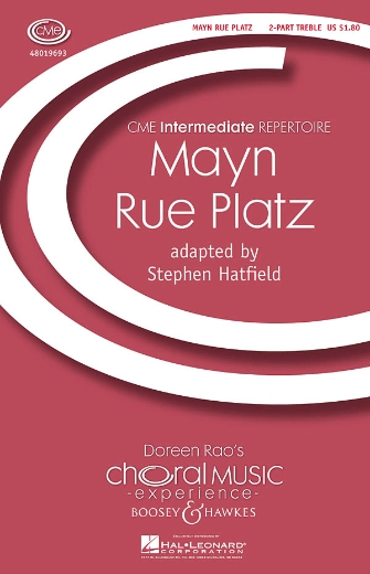Product Cover for Mayn Rue Platz