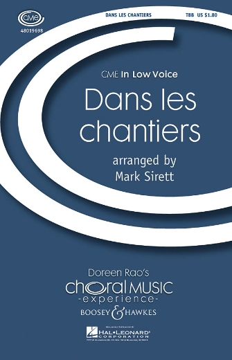 Dans Les Chantiers : TBB : Mark Sirett : Sheet Music : 48019698 : 884088209148