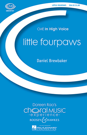 Product Cover for little fourpaws