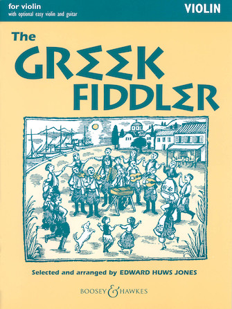 Product Cover for The Greek Fiddler