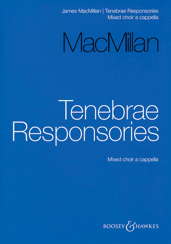 Product Cover for Tenebrae Responsories