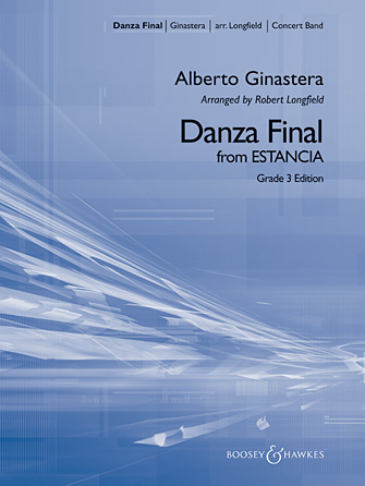 Product Cover for Danza Final (from Estancia)