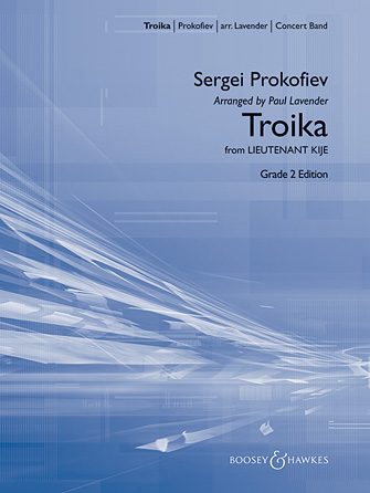 Product Cover for Troika (from Lieutenant Kijé)
