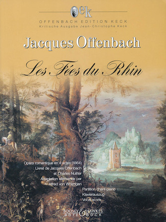 Product Cover for Les Fees Du Rhin