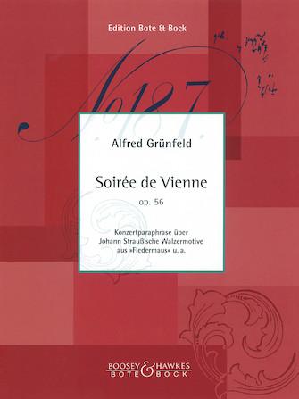 Product Cover for Soirée de Vienne, Op. 56