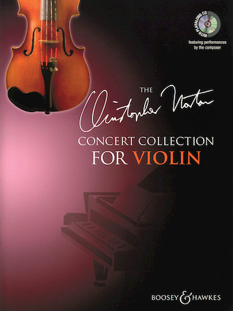 Product Cover for The Christopher Norton Concert Collection for Violin