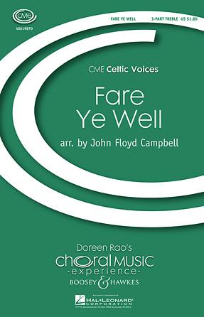 Fare Ye Weel : SSA : John Floyd Campbell : Sheet Music : 48019870 : 884088273699