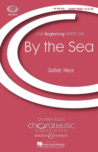 By the Sea : Unison : Juliet Hess : Sheet Music : 48019875 : 884088273774