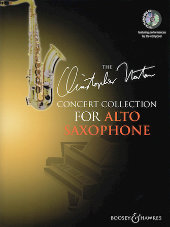 Product Cover for The Christopher Norton Concert Collection for Alto Saxophone