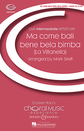 Product Cover for Ma Come Bali Bene Bela Bimba