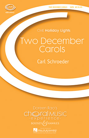 Product Cover for Two December Carols