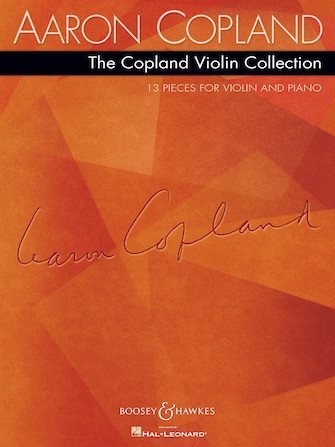 Product Cover for The Copland Violin Collection