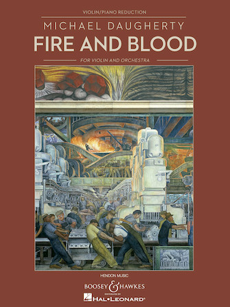 Product Cover for Fire and Blood