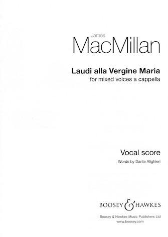 Product Cover for Laudi Alla Vergine Maria