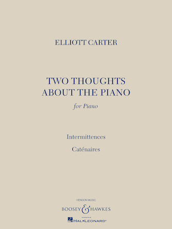 Product Cover for 2 Thoughts About the Piano