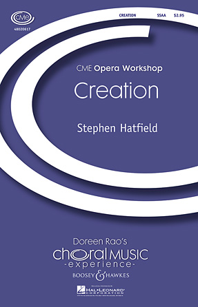 Creation : SSAA : Stephen Hatfield : Stephen Hatfield : Sheet Music : 48020617 : 884088404765