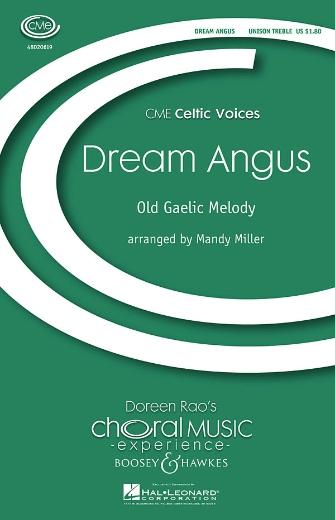 Dream Angus : Unison : Mandy Miller : Sheet Music : 48020619 : 884088404871