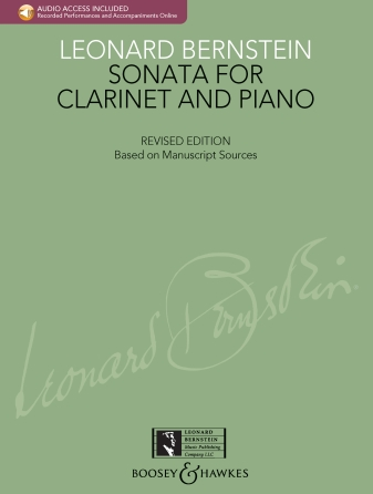 Product Cover for Sonata for Clarinet and Piano