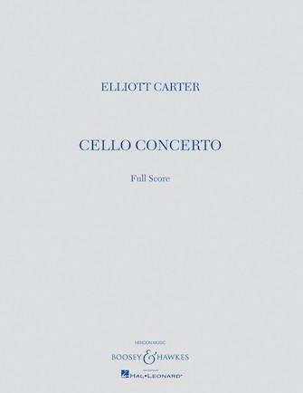 Product Cover for Cello Concerto