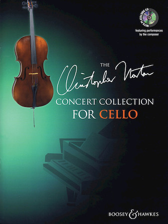 Product Cover for The Christopher Norton Concert Collection for Cello